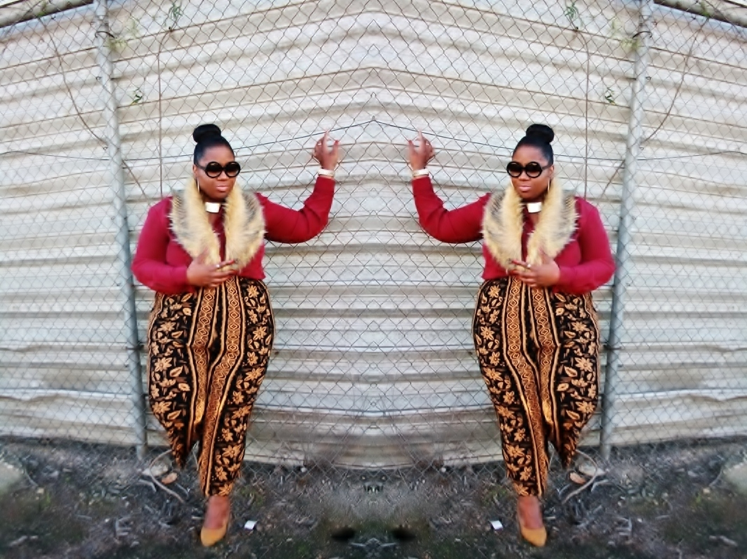 Lace N Leopard